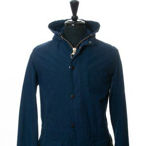 Barbour NWT Made for Japan Navy Blue Durham Casual Jacket